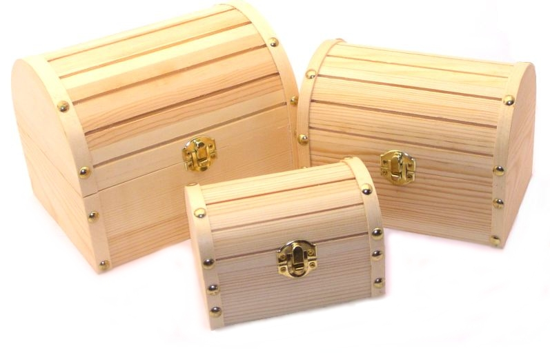 Woodworking wood treasure chests PDF Free Download